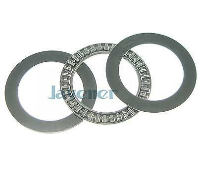 Thrust Needle Roller Bearing Each With Two Washers ID 10 pieces 15mm OD x 28mm