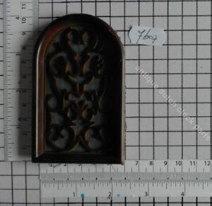 DUTCH-CLOCK-PART-MEDIUM-PLASTIC-FRETWORK-WINDOW-WARMINK-CLOCKS