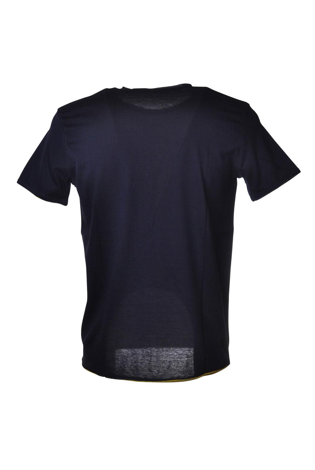 Bob 5267917L184204 - Topwear-T-shirts - Man - blu - 5267917L184204 Bob 5b2595