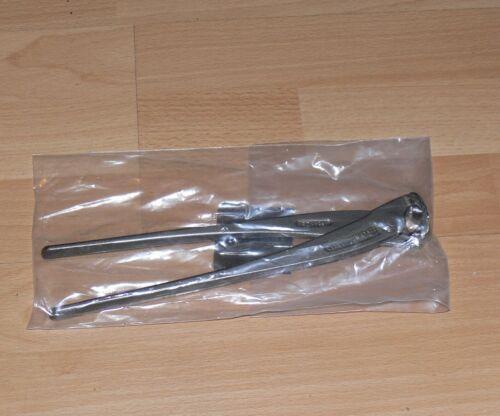 137120 Tenailles russes brunies 250 mm BOST NEUF