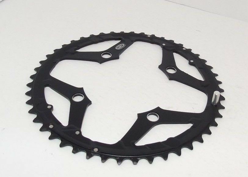 Nos Shimano LX Chainring,  48t, Aluminum, 9 Speed, 104mm BCD, Brand New Take-Off  timeless classic