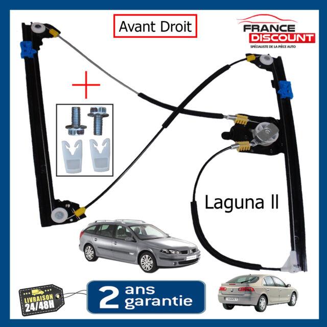 Elevalunas Eléctrico Renault Laguna 2 Delantero Derecho Renault 8200000938