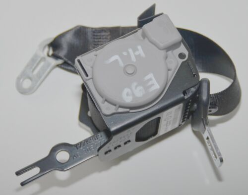 BMW 3er e90 Cintura asta corrente superiore CINTURA DI SICUREZZA POSTERIORE SINISTRA DESTRA 6975365 ORIGINALE