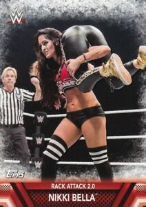 2017-Topps-Wwe-Women-039-s-Division-Trading-Card-Finishers-F-2-Nikki-Bella