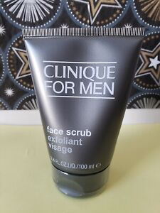 Facial exfoliant at the store