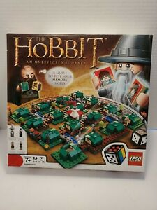 LEGO 3920 The Hobbit An Unexpected Journey  Box 4 Microfigures Manual Die D
