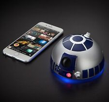 ILRO-SW: Star Wars R2-D2 Bluetooth Speakerphone with light and sound