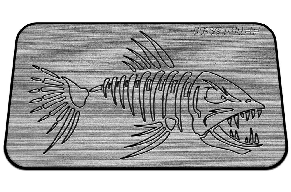 USATuff Cooler Pad for RTIC 45qt - SeaDek Marine EVA Mat - G B - Bonefish