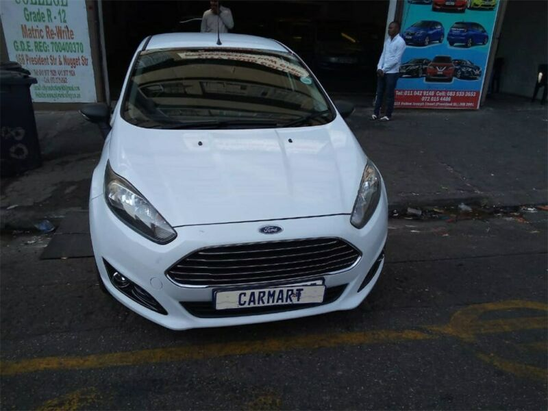 2014 Ford Fiesta 1.0 EcoBoost Ambiente for sale!