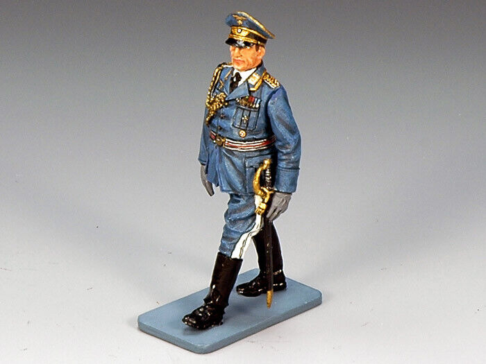 King and Country Luftwaffe General Erhard Milch LW016 (REIröd)