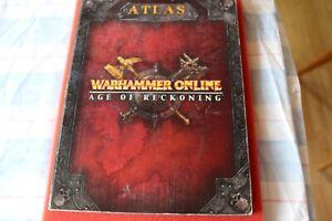 Raisonnable Warhammer Online Age Du Jugement Atlas Livre 2008 Prima Official Game Guides-afficher Le Titre D'origine