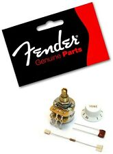 FENDER® TBX (TREBLE BASS EXPANDER) GUITAR TONE CONTROL POTENTIOMETER KIT *NEW*