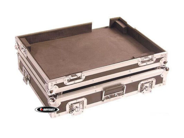 Odyssey Innovative Designs Flight Zone 13U Universal 19 Live Sound Mixer Case