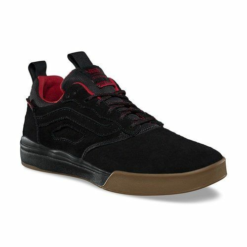20f7d00ced8 VANS Mens UltraRange Pro Spitfire Cardiel Black Skate Shoes Size 12  Vn0a3doqom for sale online