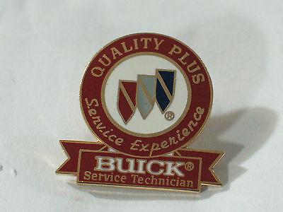 Buick Dienstzeit Techniker Dealer Employee Auszeichnung Pin 2 Pfosten Accessoires & Fanartikel Pins/anstecknadeln