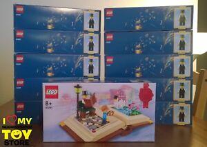 Lampada Lego Cuore : In stock lego creative storybook h c andersen