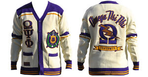 Omega Psi Phi Sweater 1911 Purple Ebay