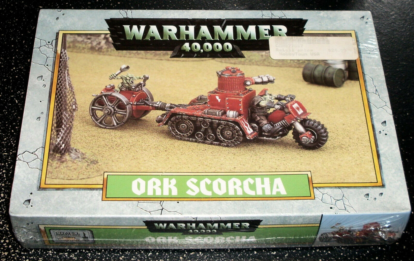 Scorcha Warhammer 40K - New Shrink Wrapped