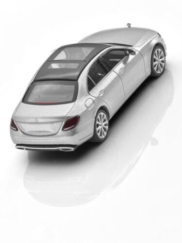 Mercedes Benz W 213 E Klasse Limousine 2016 Iridium Silber Neu OVP 1:87 Wiking