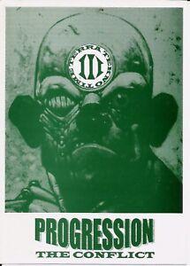 RAVE-FLYER-1995-PROGRESSION-CORNWALL-ST-IVES-DJ-SCORPIO-CLARKEE