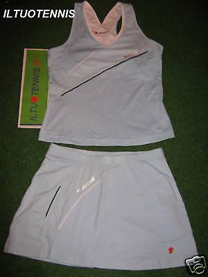 100% Vero Completo Tennis Babolat Mod.club Donna - Sped. Inclusa Prestazioni Superiori