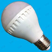 2x 6W LED GLS Globe Ultra Bajo Consumo Instant On Bombillas,Rosca,ES E27
