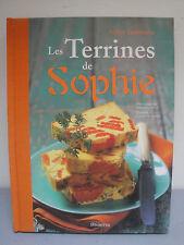 Livre de Recettes - Les Terrines de Sophie