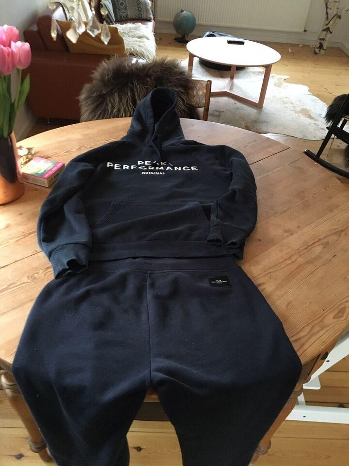 Andet, Peak Perfomance, str. Bukser small hoodie medium