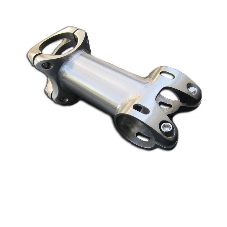 Promotion Integrated Titanium Stem Steerer Tube 28.6 Handlebar Clamp 28.6