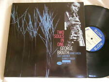 GEORGE BRAITH Two Souls in One GRANT GREEN Donald Bailey Billy Gardner LP