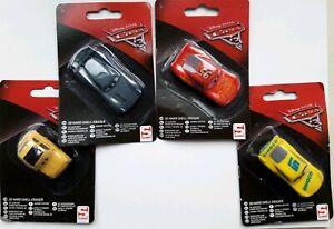 disney pixar cars 3 hard shell erasers
