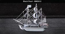 Metal Earth Black Pearl 3D Laser Cut Model Fascinations 010121