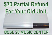 BOSE LIFESTYLE 20 MUSIC CENTER 6 CD CHANGER PLAYER LS20 LS30 LS25 LS 25 AM FM 89