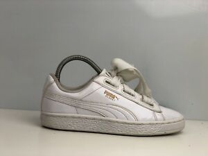 White Patent Leather Trainers UK Size