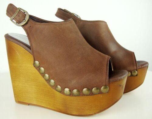 Nouveau Shoes Stud Gr39 Sandals Snick Platform Leather Platform Campbell Jeffrey wTCqgg