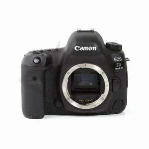 Canon EOS 5D Mark IV 30,4 Mpix Appareil Photo Reflex Numérique - Noir (Boîtier Nu)