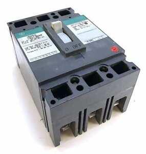 480 VOLT GE TED134030 CIRCUIT BREAKER 30 AMP 3 POLE