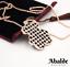 Fascinante-Collar-Colgante-Joya-Mujer-Sweet-Oso-Accesorio-Regalo-ideal-Novia miniatura 3