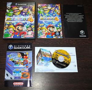 Jeu-MARIO-PARTY-4-sur-Nintendo-GameCube-GC-100-complet