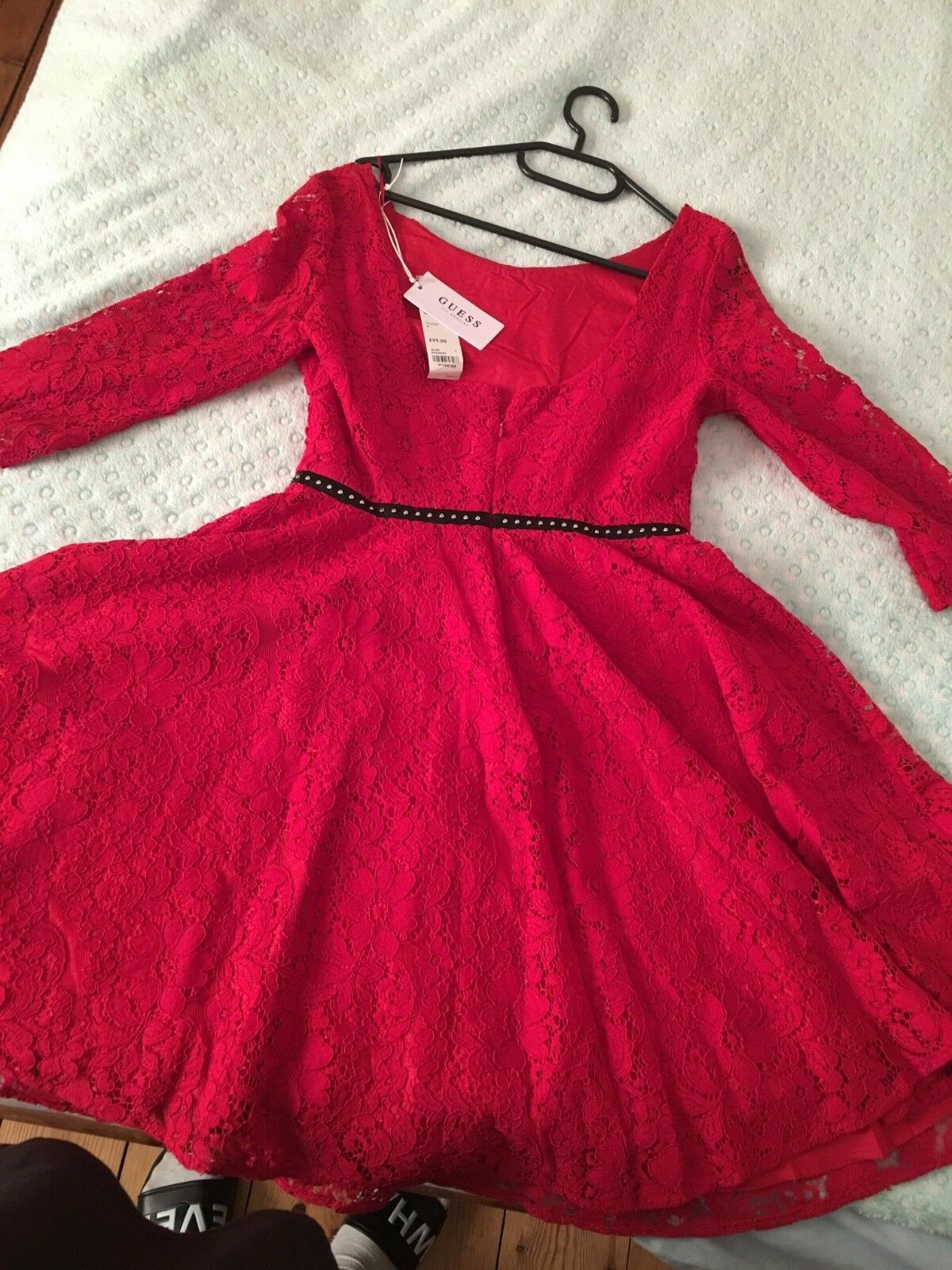 Guess new res dress m size with tags
