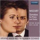Wolfgang Amadeus Mozart - Mozart: Sonatas for Piano and Violin (2004)