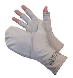 Abaco bay flip mitt sun gloves glacier glove uv protection for Fishing sun gloves