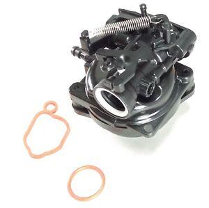 Carburetor w// gaskets For Briggs /& Stratton 594057 Carb Lawnmower Motor C7057 E4