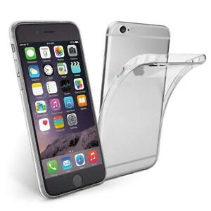 Transparent Clear Gel Rubber TPU Soft Case Cover for iPhone 11 XS XR 8 7 SE 6S X