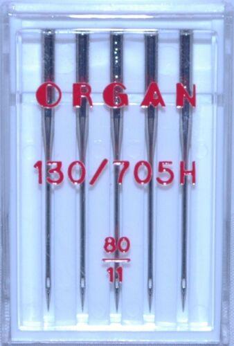 Einheitsgröße 80-130//705H blb68 Organ Nähmaschine Nadeln