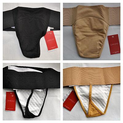 Capezio Men S Dance Belt Thong Ballet Underwear Quilted Brief Runner Male Thongs Ebay