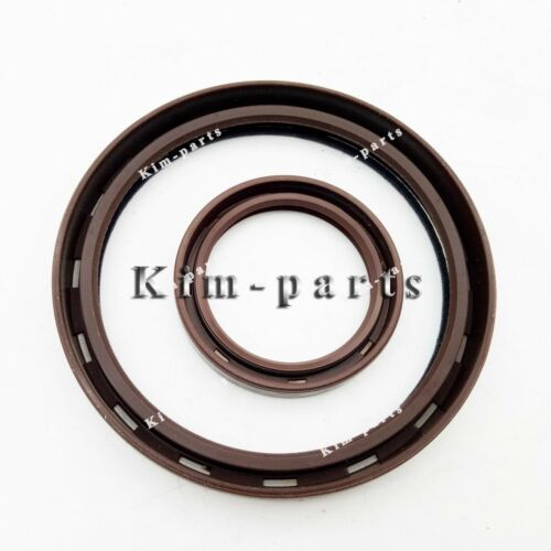 New STD Front and Rear Oil Seal For Kubota D1402 Engine