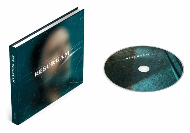 Fink Resurgam (2017) 10-track CD Album Neu / Verpackt Fin Greenall