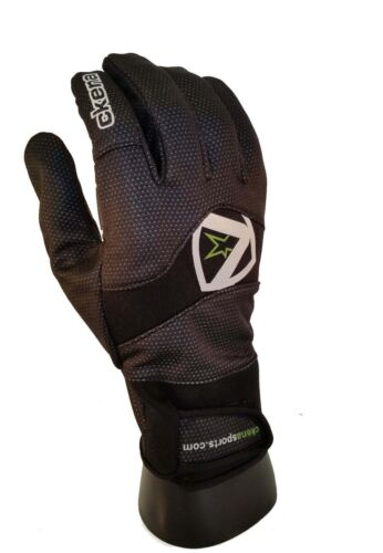 BLACK New Full Finger Winter Wind//Waterproof Thermal Cycling Bicycle Glove